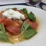 【モニタリング】平野レミさんの牛トマの作り方・レシピ動画。牛肉&完熟トマトのフライパンひとつで簡単レシピ(5月23日)