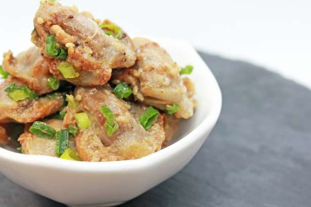 【男子ごはん】砂肝の花椒炒めの作り方。栗原心平さんのホワジャオ活用レシピ(11月10日)