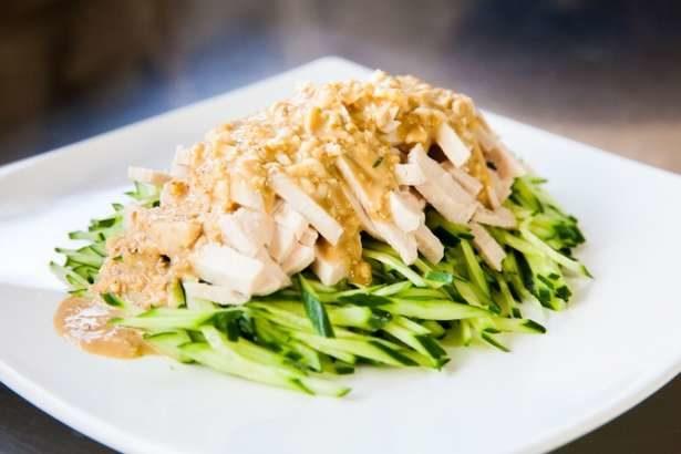 【ノンストップ】よだれ鶏の冷やし麺の作り方。坂本昌行さんのレシピ【OneDish】(8月23日)