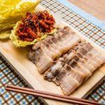 【男子ごはん】豚バラ肉の塊焼きの作り方。簡単バーベキューレシピ(7月7日)