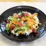 【男子ごはん】手ごね寿司&だし茶漬けの作り方。三重県志摩の漁師飯レシピ(6月16日)