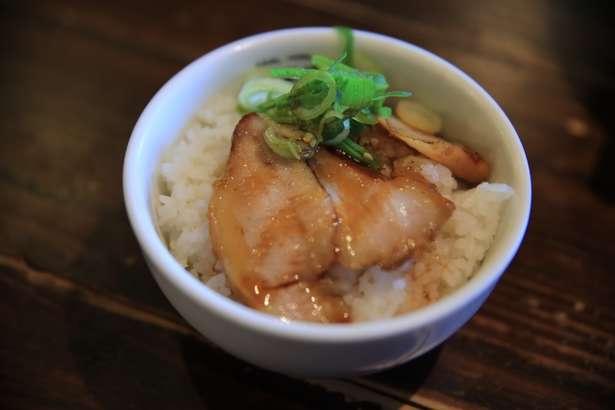 平野レミ チャーシュー丼