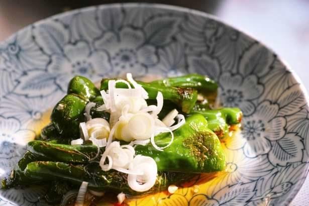 【あさイチ】ピーマンとみょうがの煮物の作り方。渡辺あきこさんのレシピ(7月22日)