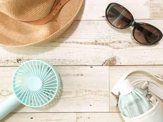【スッキリ】ロフトの夏のヒット商品!小型扇風機、紫外線対策グッズ(7月2日)