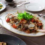 【バゲット】アクアパッツァの作り方。レンチン4分!若菜まりえさんの電子レンジレシピ(7月16日)