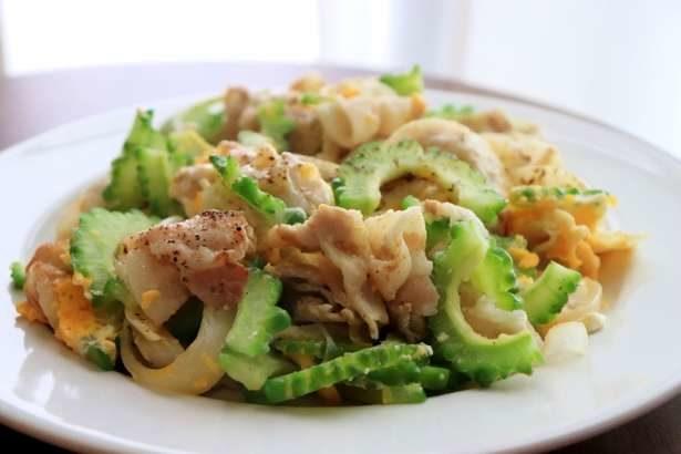 【あさイチ】豚肉とゴーヤーの梅干し煮の作り方。山脇りこさんのレシピ(6月24日)