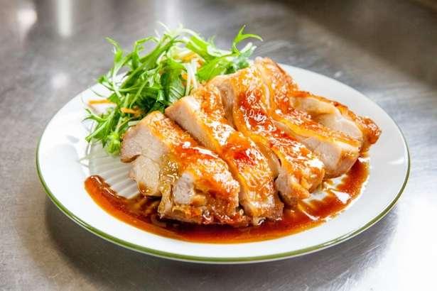 ヒルナンデス鶏の照り焼きの作り方