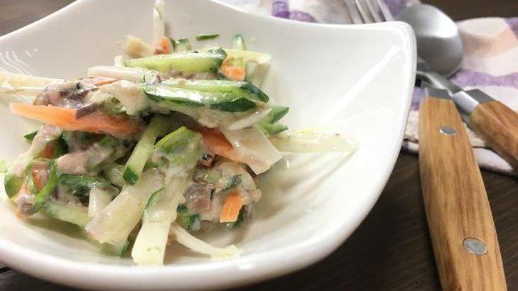 【ヒルナンデス】大根サラダの作り方。まるごと1本つくりおき!Koto(こと)さんの大根活用レシピ(11月15日)