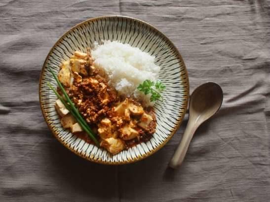 【おびゴハン】麻婆カレーの作り方。中華・山野辺シェフの本格マーボーレシピ(7月31日)-