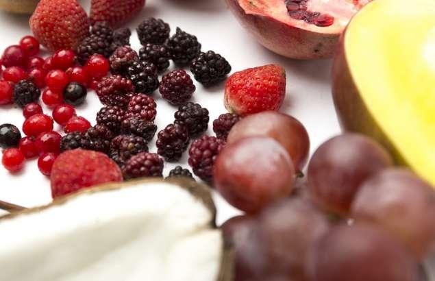 スッキリ冷凍フルーツ