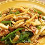 【ヒルナンデス】鶏皮チンジャオロースの作り方。別府ともひこさんの300円グルメのレシピ【サイコロレストラン】8月27日