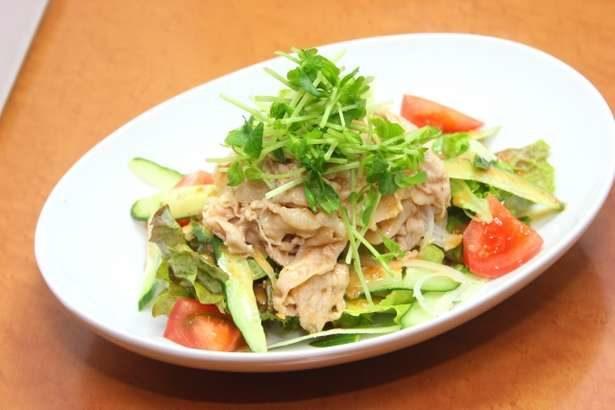 【ノンストップ】シャキシャキ冬瓜と豚しゃぶのごま味噌だれ。クラシルで話題のレシピ(7月24日)