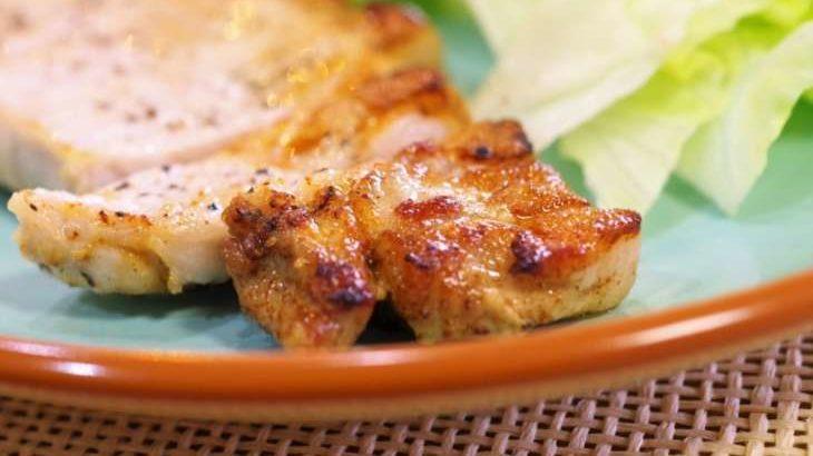 【あさイチ】レモンジンジャーソースの豚肉ソテーの作り方。フレンチ谷昇シェフのレシピ(2月27日)