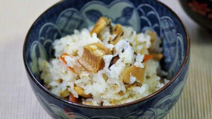 【ヒルナンデス】ラーメン風炊き込みご飯の作り方。南極シェフのリメイクレシピ(10月1日)