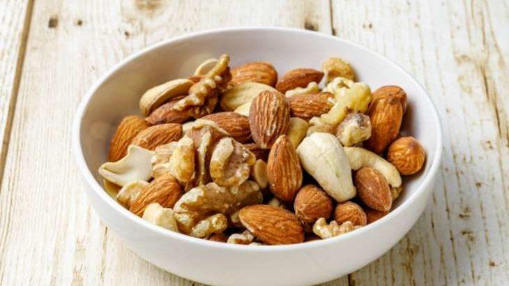 【あさイチ】クラッシュナッツの活用レシピ。ナッツバーグ&マッシュルームのマリネ【クイズとくもり】(8月20日)