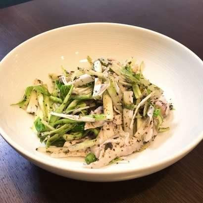 【あさチャン】チキンナムル丼の作り方。戦う昼ご飯!ラクするレシピ(8月16日)