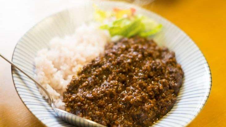 【ヒルナンデス】氷こんにゃくのキーマカレーの作り方。こんにゃく置き換えダイエットレシピ(9月3日)