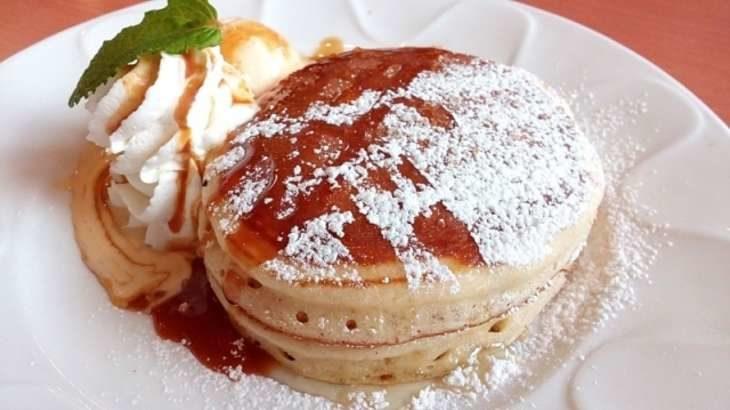 【ガッテン】ホットケーキの作り方。フライパン粉がポイント!ガッテン流ホットケーキをフワフワに仕上げる方法(8月21日)