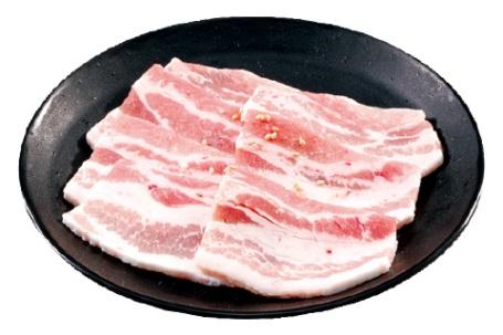 豚カルビ 安楽亭