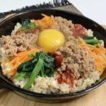 【きょうの料理】夏野菜のフライパンビビンバ&特製コチュジャンの作り方。栗原はるみさんのレシピ(8月6日)
