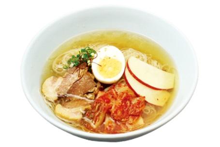 冷麺 安楽亭