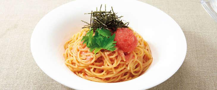 た~っぷりたらこのスパゲティ デニーズ