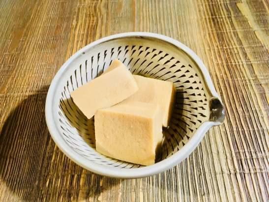 【ノンストップ】もちもち高野豆腐のさっぱり揚げ浸しの作り方。クラシルの人気ダイエットレシピ(8月28日)