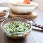 【男子ごはん】夏の冷やし鍋の作り方。ニラだれ&ゴマだれで!ひんやり冷たい鍋料理レシピ(8月11日)