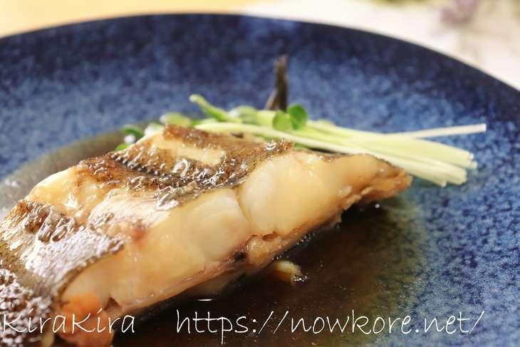 ごごナマ煮魚