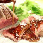 【ソレダメ】ローストビーフを炊飯器で作る方法・レシピ動画。あまこようこさんが伝授!(8月21日)