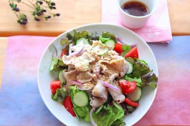 【あさイチ】サラダ焼きそばの作り方。夏野菜たっぷり!五十嵐美幸シェフのレシピ(8月1日)