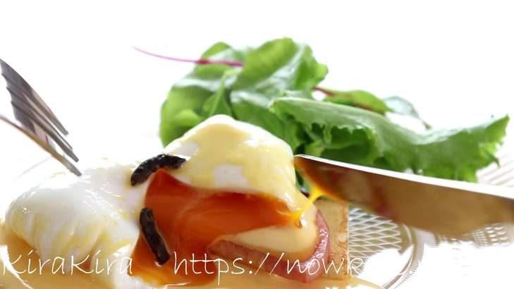 【あさイチ】エッグベネディクト&オランデーズソースの作り方。絶品たまご料理レシピ(3月31日)