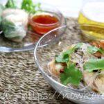 【モニタリング】吸いとりヤムウンセンの作り方。平野レミさんのエスニック料理レシピ(9月19日)