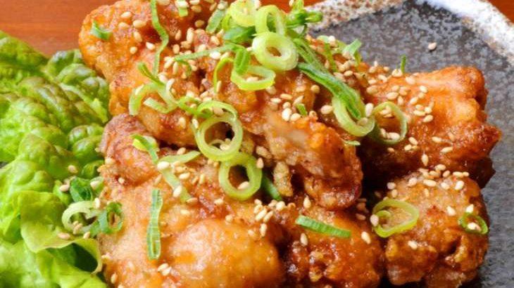 【あさイチ】冷めても美味しいお弁当用からあげの作り方。タレがポイント!(9月24日)