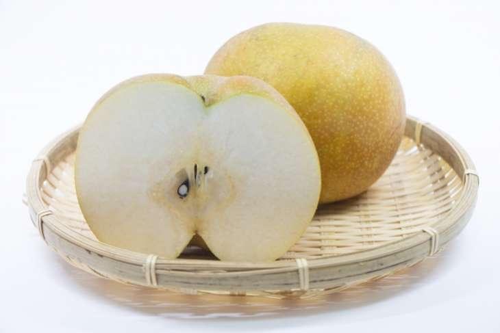 和梨のドライフルーツ