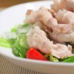 【きょうの料理】タサン志麻さんの洋風トマト冷しゃぶ&野菜のコンソメスープのレシピ(6月7日)