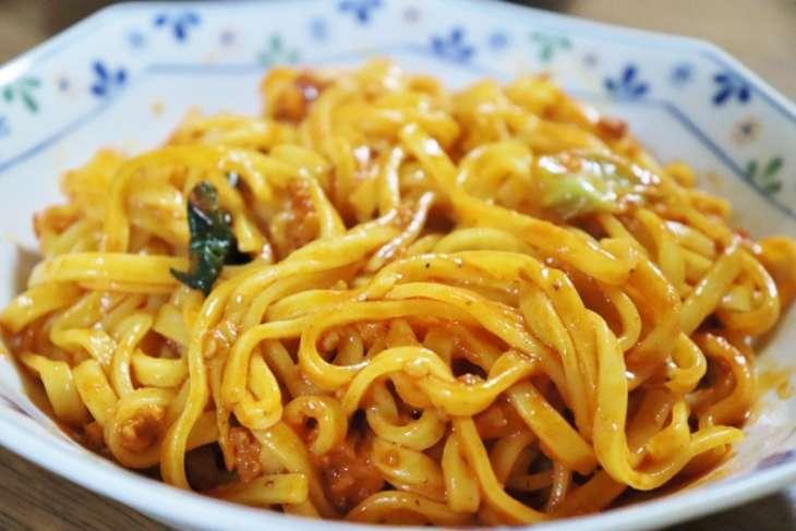 台湾 まぜ そば レシピ 人気