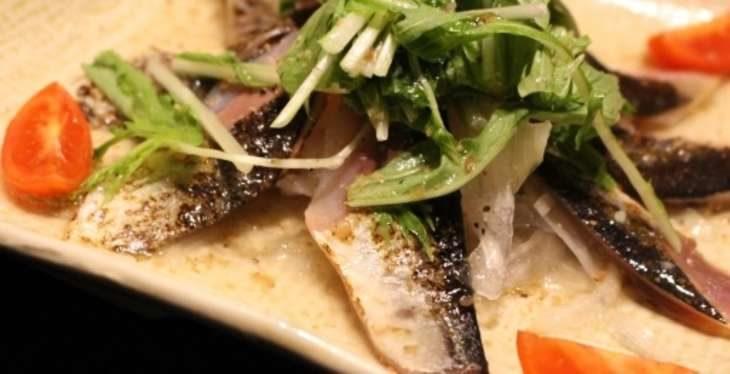 【ノンストップ】サンマのアヒージョ焼きの作り方。坂本昌行さんのレシピ(9月27日)