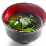 【モニタリング】のり吸いの作り方。平野レミさんのレシピ。簡単海苔のお吸い物(5月14日)
