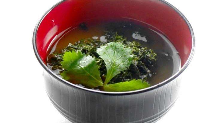【男子ごはん】レンコンのお吸い物の作り方。秋の和定食レシピ(9月15日)