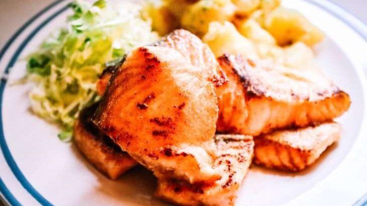 【ヒルナンデス】鮭のマヨネーズ焼きの作り方。ラムレーズンで!10分で作れる女将飯レシピ10月13日