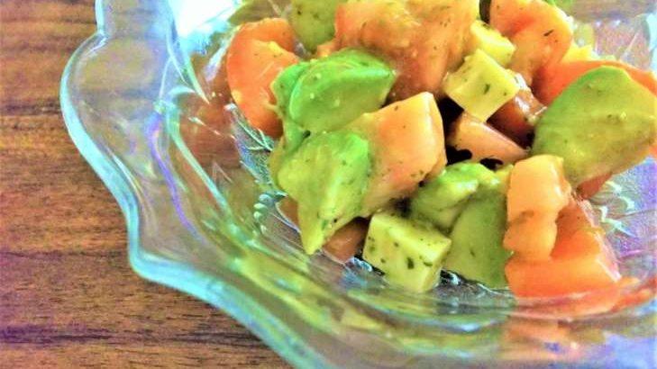 【あさイチ】アボカドとトマトの海苔あえの作り方。尾身奈美枝さんのレシピ(9月19日)