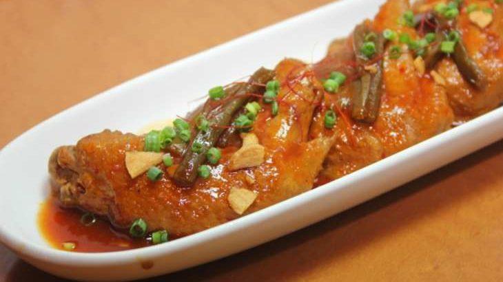 【あさイチ】鶏手羽先のしょうゆ煮の作り方。陳建一シェフの時短おかずレシピ(6月4日)