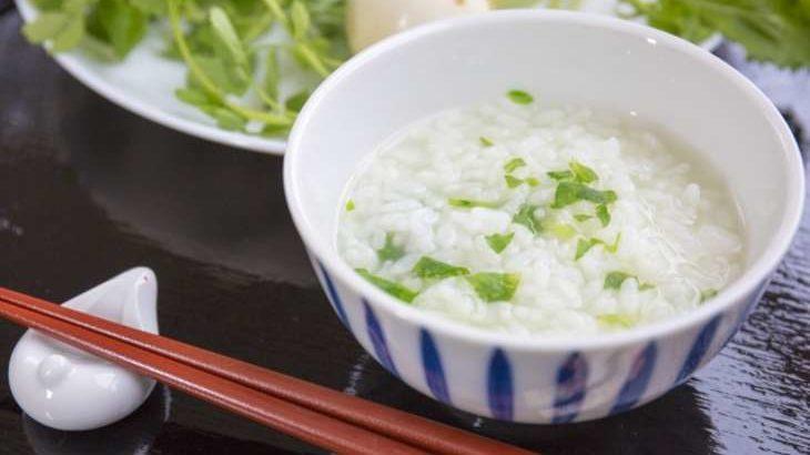 【ごごナマ】白のおかゆの作り方。パンウェイさんの養生料理レシピ【らいふ】(9月25日)