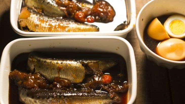 【ノンストップ】サンマのオイル煮の作り方。笠原将弘シェフのレシピ(9月10日)