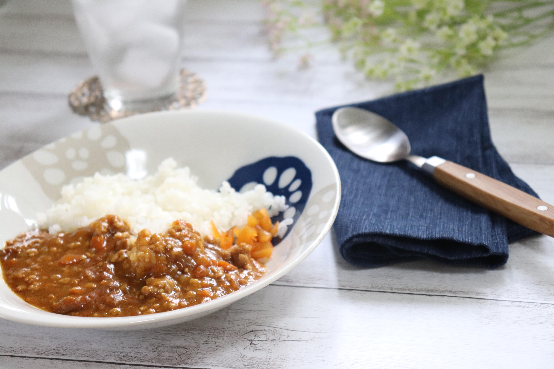 高野豆腐ドライカレー