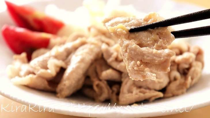 【あさイチ】柔らか生姜焼きの作り方。醤油ドレッシングで簡単にできる!(9月3日)