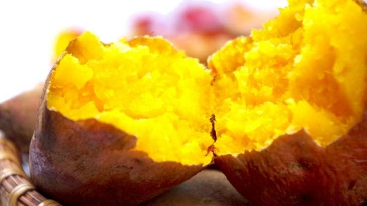 【ごごナマ】焼き芋を電子レンジで作る方法。ホクホクで甘くなる!簡単さつまいもレシピ【おいしい金曜日】(10月25日)