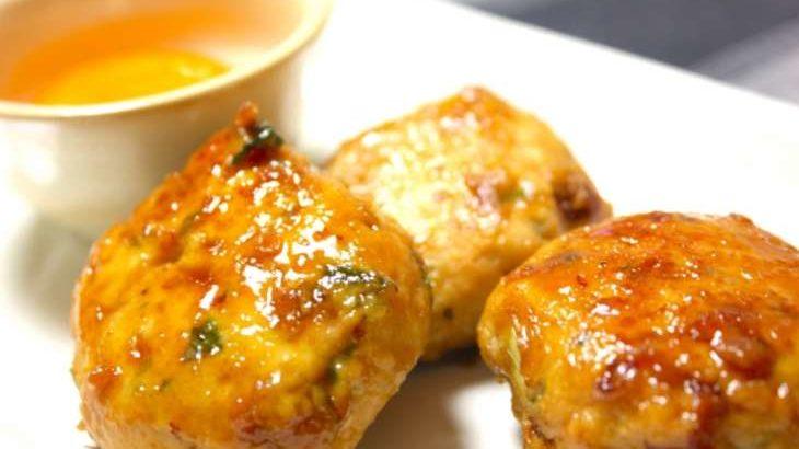 【男子ごはん】鶏つくねのレシピ。鶏ひき肉で簡単!春の定番ひき肉料理(4月4日)