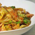 【男子ごはん】回鍋肉(ホイコーロー)の作り方。家庭でできる簡単&本格中華料理レシピ(10月20日)
